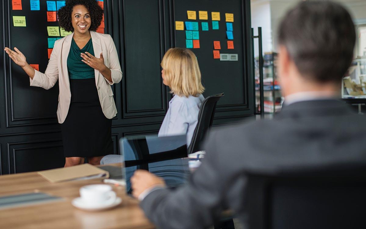 Making Jokes During a Presentation Helps Men, Hurts Women