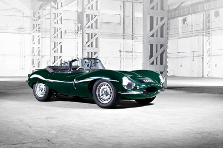 Take a Number: Jaguar to Build Nine More '57 XKSS Models