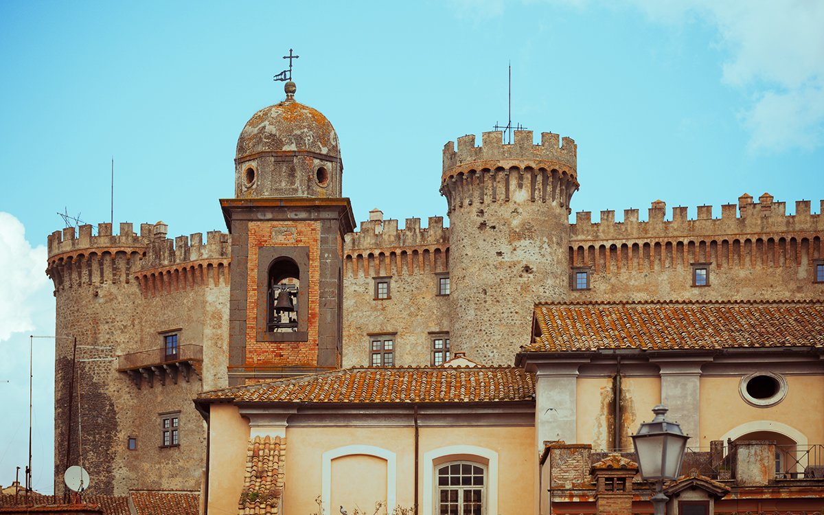 Italy Is Giving Away Free Castles, FYI
