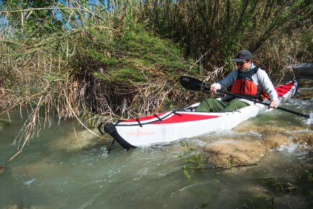 We Took Oru's Origami Kayak Down One of the Wildest Rivers in the U.S.