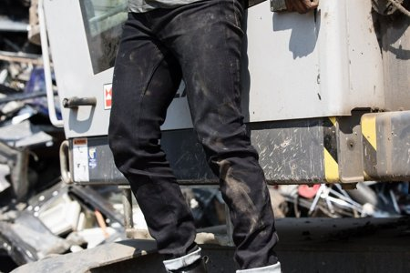 Outlier's 'End of Worlds' Jeans Are Damn Near Indestructible