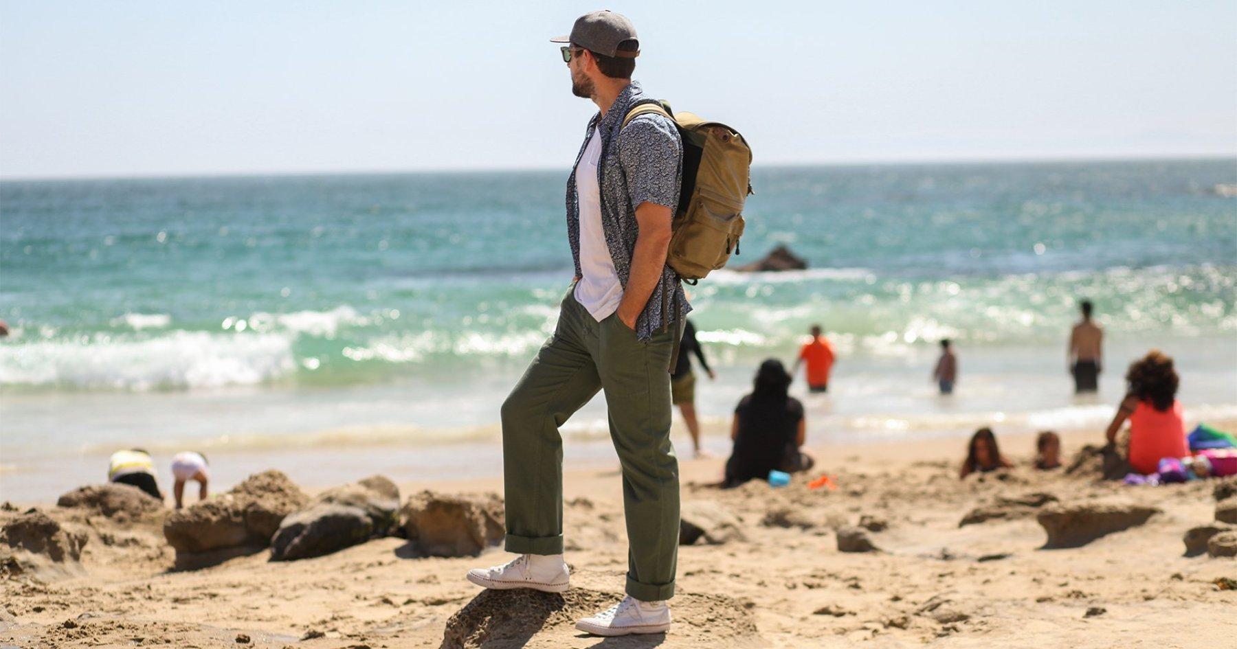 Wanna Turn Heads on the Beach? Wear This.