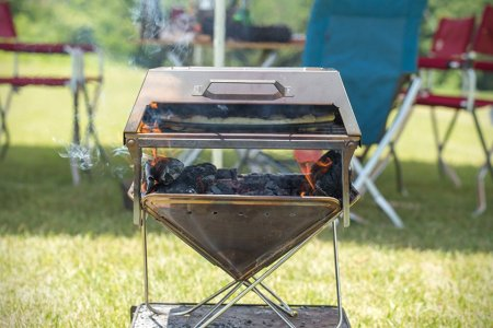 This Oven Conquers Pizza's Final Frontier: Camping