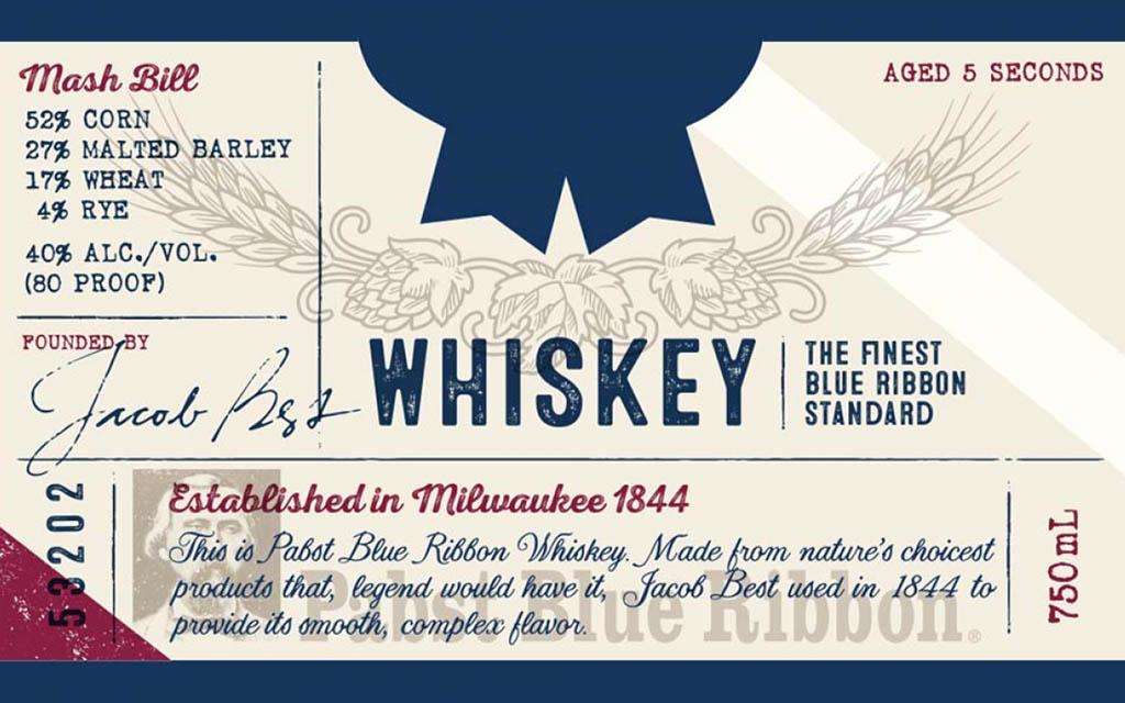 PBR Whiskey