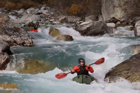 Packrafting Is the Biggest Thing to Happen to White Water Rafting Since the Paddle