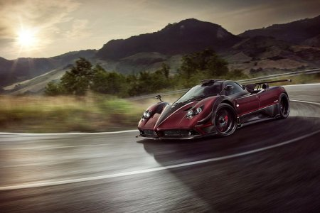 The New Pagani Zonda Proves Sometimes One Is Enough