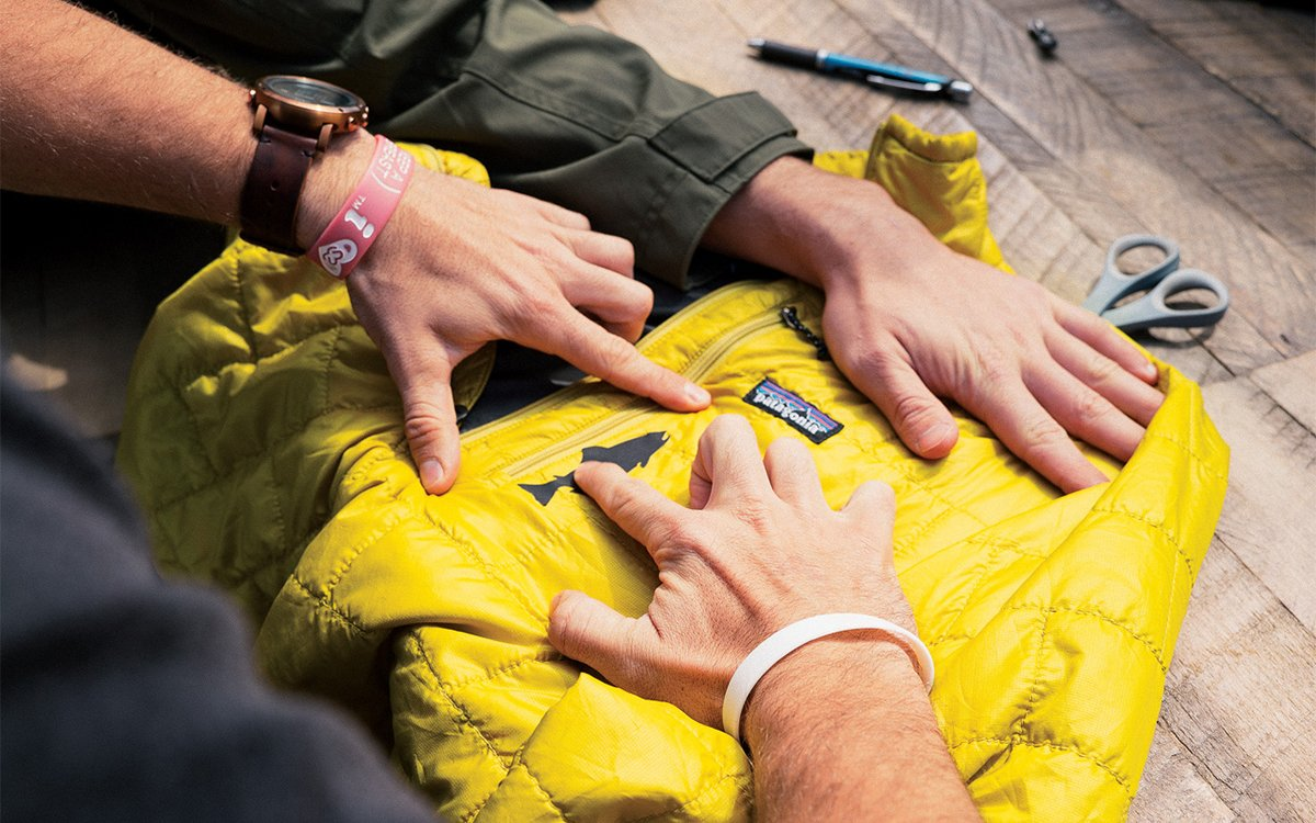 Patagonia Will Pay You for the Right to Fix Your Time-Worn Gear