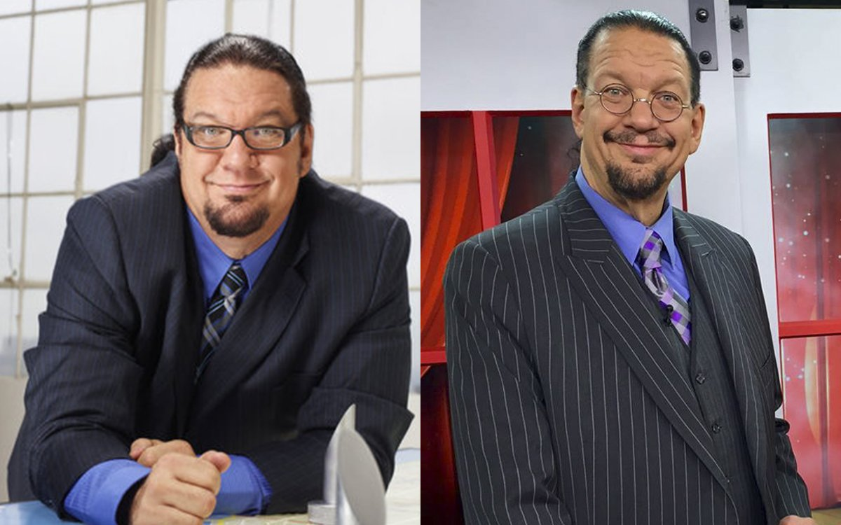 How to Lose Weight According to Penn Jillette - InsideHook