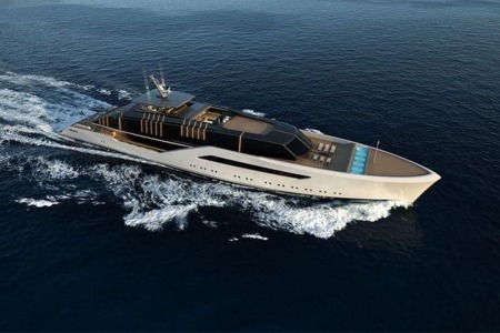 If Your Yacht Doesn't Have Its Own Pool, Is It Really a Yacht?