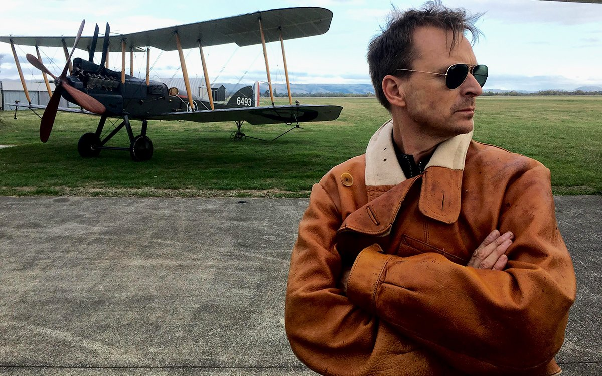 Around the World With … Phil Keoghan
