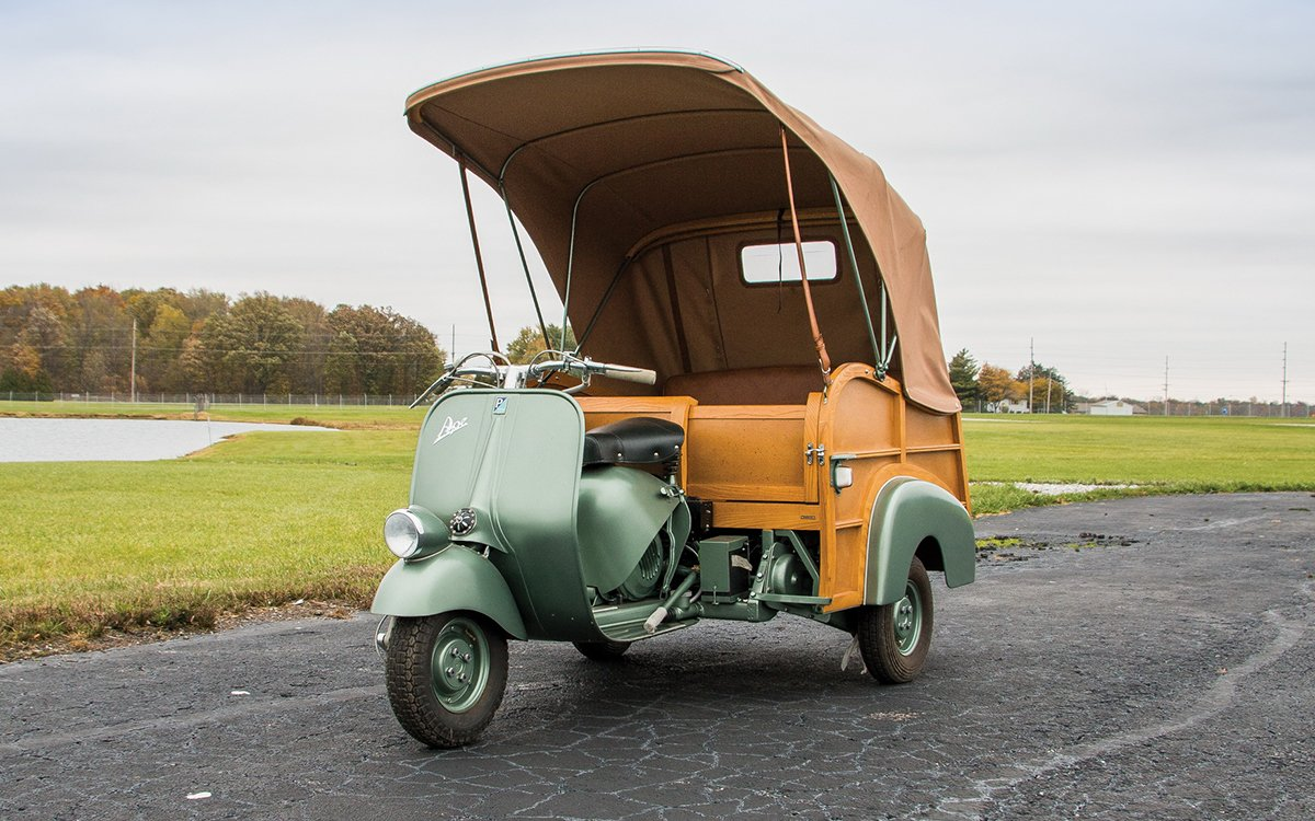 Meet the Piaggio Ape, an Italian Automotive Icon You Never Knew Existed