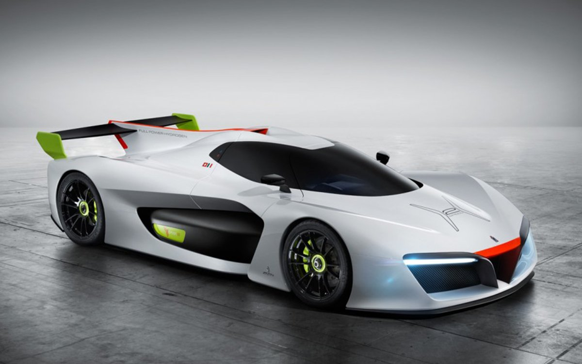 Pininfarina's Stunning Hydrogen Supercar Concept Is Actually Happening