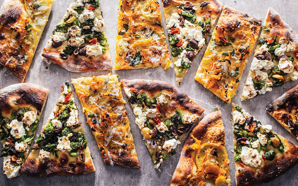 How to Make the Best Damn Pizza You've Ever Eaten at Home