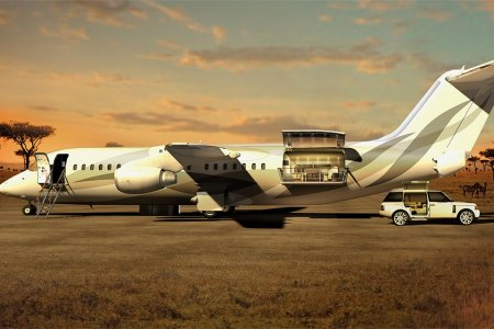 Why Fly Commercial When You Can Fly in a $6M Private 'Safari Plane'?