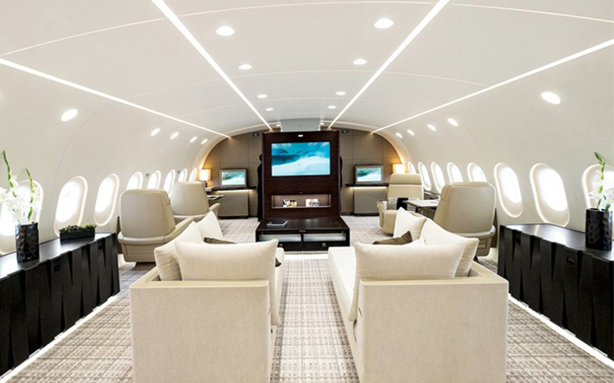 You Can Now Have a Whole Damn Dreamliner to Yourself