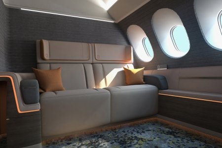 The Future of Flying Looks Great … If You Can Afford It