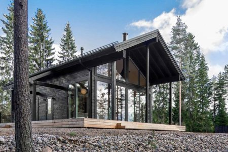 Finland Is Now Exporting Their Famous Summer Cabins