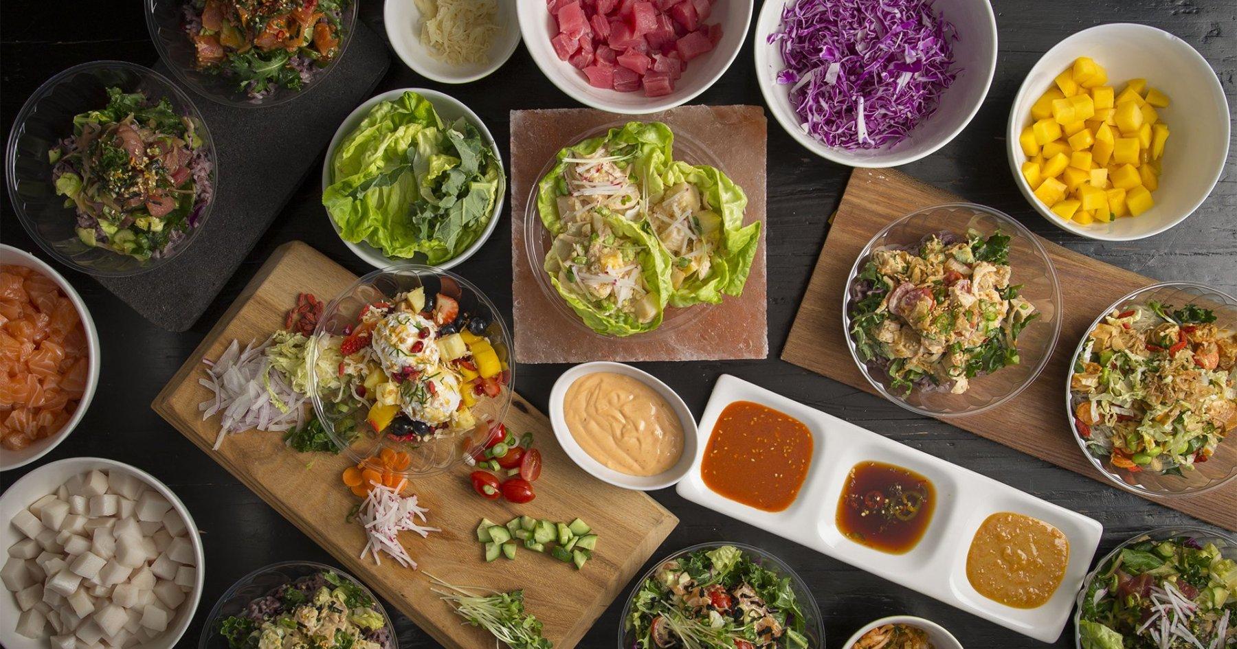 A Hawaiian Food Odyssey That Looks Beyond the Poke Bowl