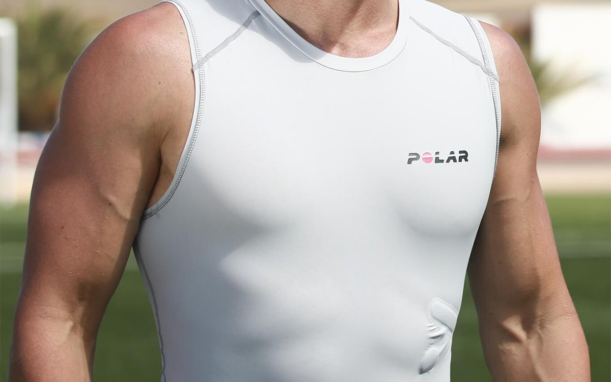 This 'Smart' Shirt Delivers You Fitness Stats in Real Time