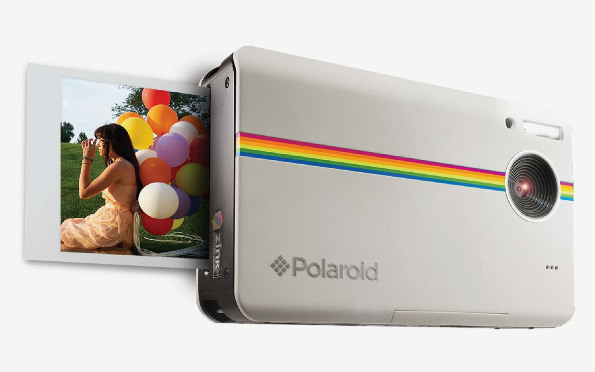 This Pocket Polaroid Prints Photos, Shoots Video, Does It All