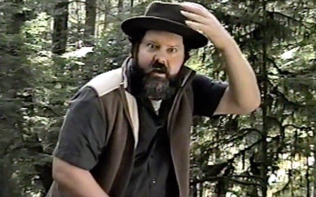 Dr. Dan Douglas Has Time-Traveled From the '80s to Teach You About Nature and Stuff
