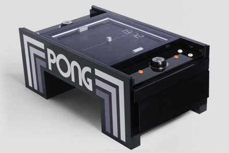 Atari PONG Table