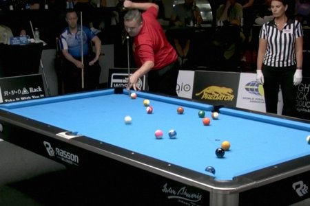 Watch This Epic 8-Ball Run and Know That Your Life Has Not Been in Vain