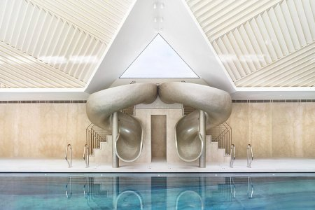 If Ancient Roman Baths Had Water Slides, They'd Look Like This