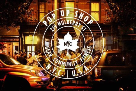We're Co-Hosting a Pop-Up for Active New Yorkers