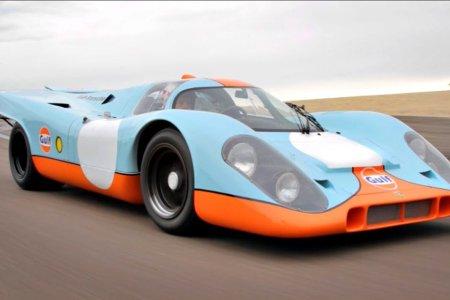 Steve McQueen's Iconic 'Le Mans' Porsche Is Up for Grabs, Again