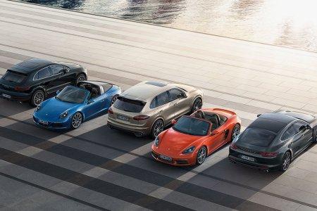 Porsche's New Passport Service Is Like Netflix for 911 Lovers