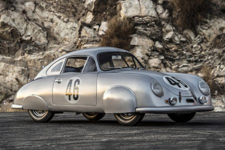 An Icon of Porsche Racing History Is Restored to Its Former Glory