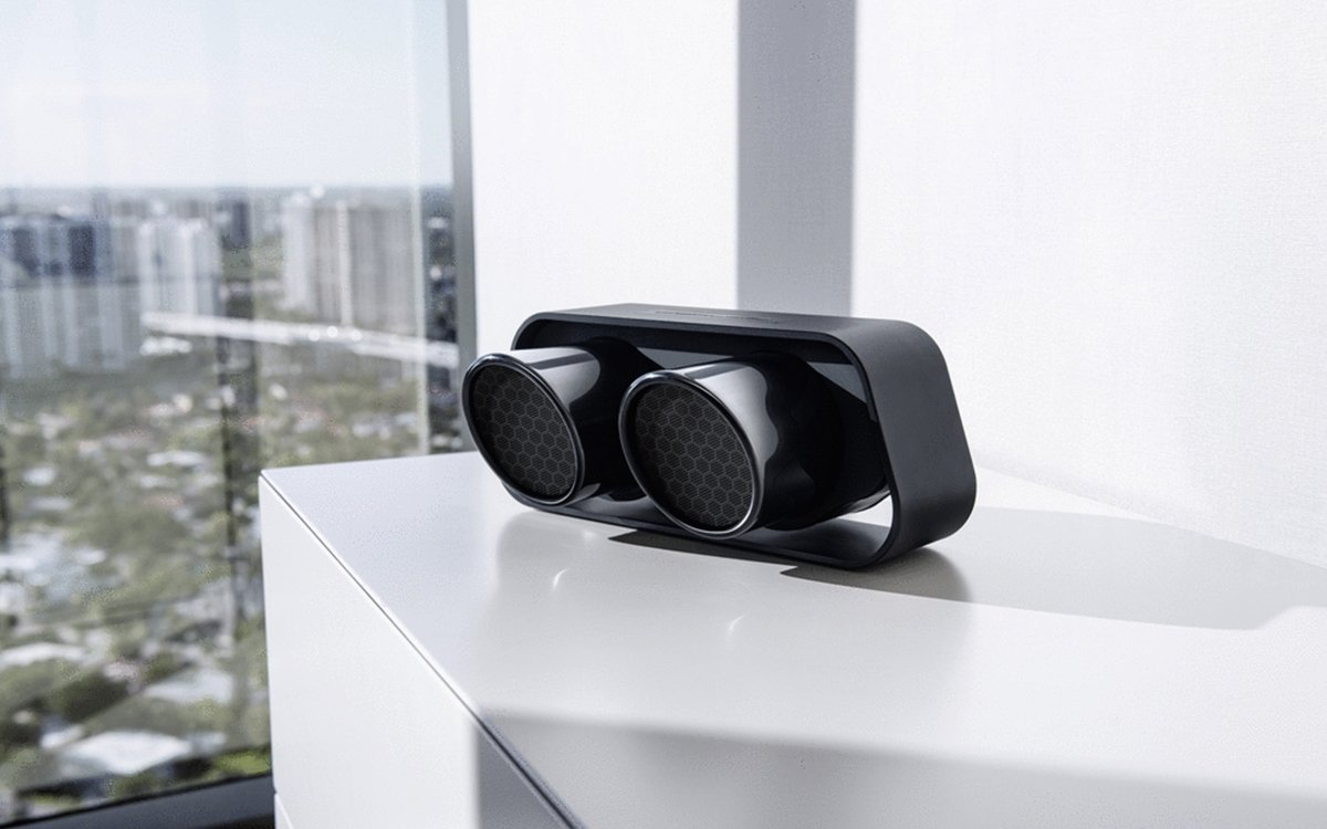 Porsche's New Speaker Sounds Almost as Good as a Flat-Six Engine, Almost