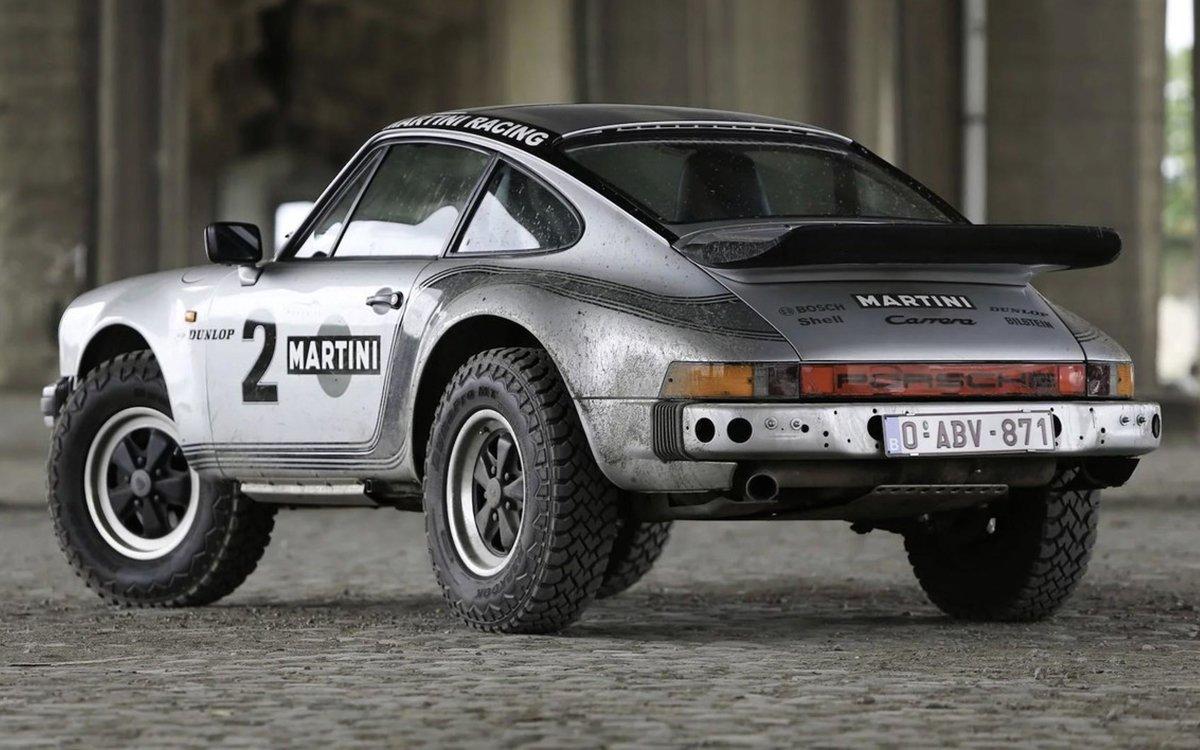 Porsche 911 Safari Off,Roader For Sale on James Edition