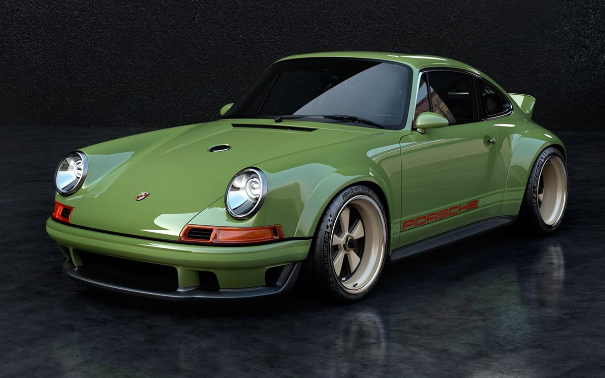 When a Porsche 964 Cuts Fat and Adds Muscle, You Get This