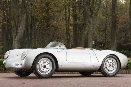James Dean-Approved Porsche Spyder 550 to Hit Auction Block Next Month