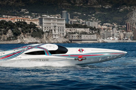 You Can Now Hop on Board One of the World's Fastest Powerboats