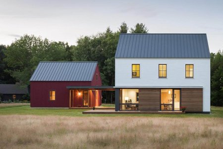 Classic New England Barn Homes, Shipped to You