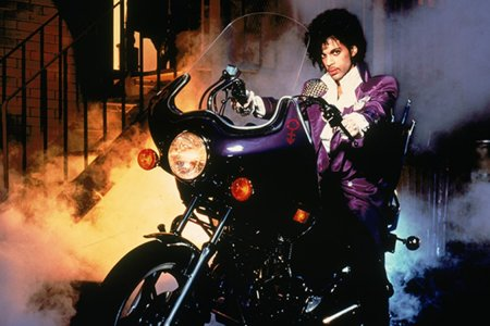 Prince's Car and Motorcycle Collection Is as Fabulous as You'd Expect