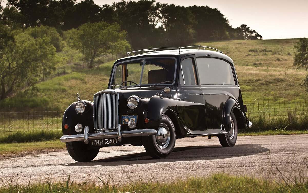 John Lennon's '56 Limousine Is the Ultimate Getaway Car