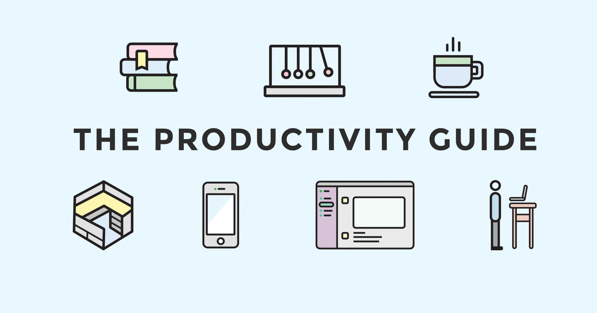 The Productivity Guide to End Them All.