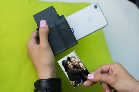 And for Your Phone's Next Trick: Moving Polaroid Pictures