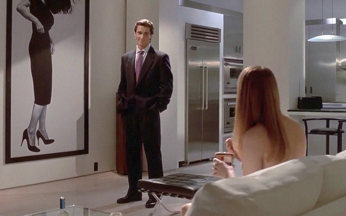 The American Psycho Apartment Is On Here S How To Decorate It