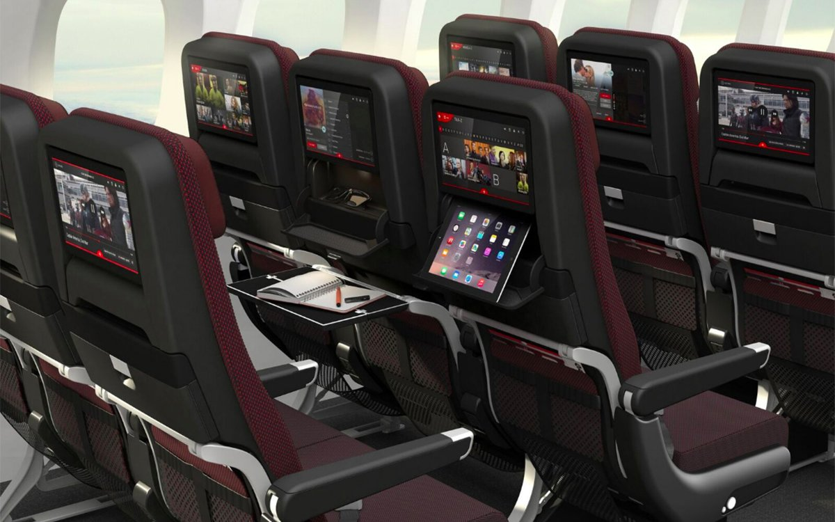 One Airline's New Economy Section Definitely Beats Whatever You're Flying
