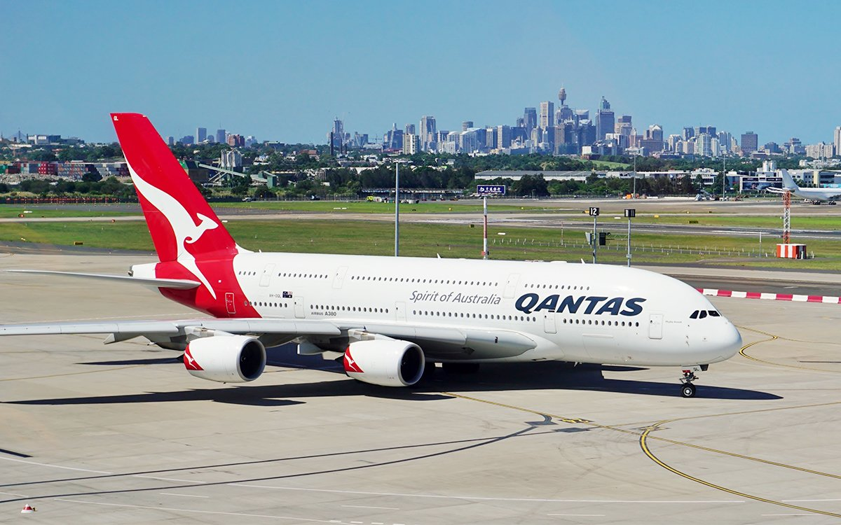 Qantas Airlines Is Going All-in on Premium Economy, and It Kicks Ass