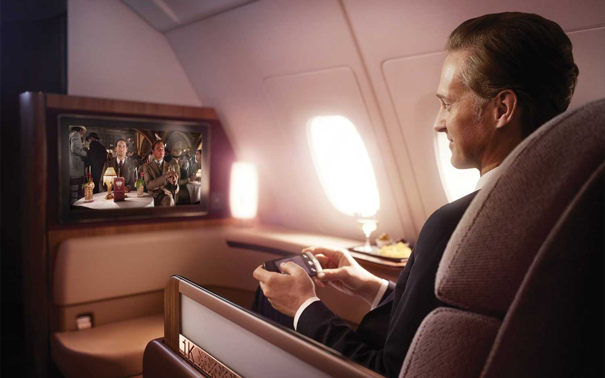 Dubai Is Putting First-Class Cabins in Movie Theaters Because They Can