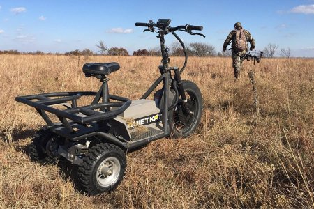 Noiseless Electric Off-Roader Hits the Trails Without a Sound