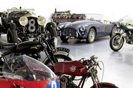 One of the 20th Century's Most Epic Car Collections Is Up for Sale