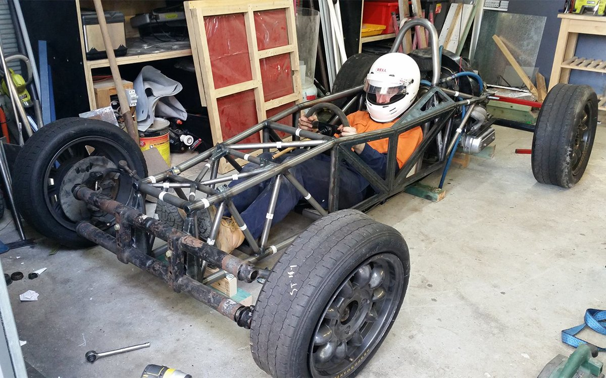 Build A Car From Scratch >> These Aussies Show Us How To Build A Car From Scratch