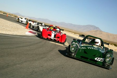 Sorry Germany: Nevada Is Building the World's Longest Racetrack